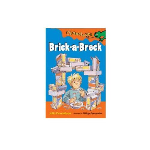 Chameleons Brick a Breck, AC Black