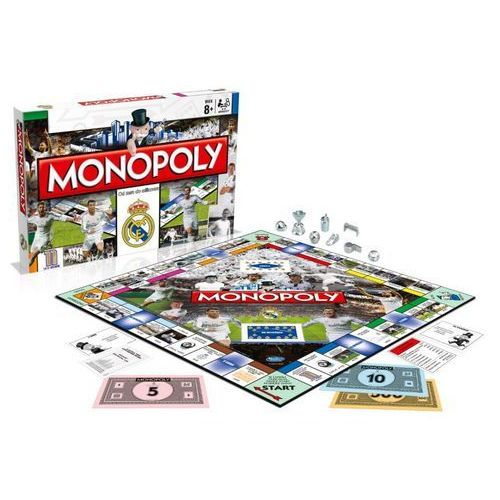 Winning moves Monopoly real madryt
