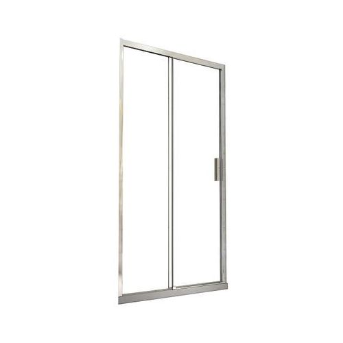 Drzwi prysznicowe wnękowe, przesuwane 120 Actis Besco