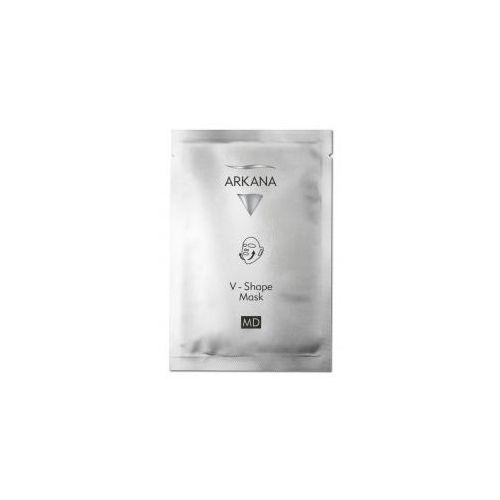 Maska modelująca i poprawiająca owal twarzy marki Arkana