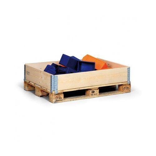Nadstawka paletowa drewniana, 1200x800x200 mm marki B2b partner. Najniższe ceny, najlepsze promocje w sklepach, opinie.