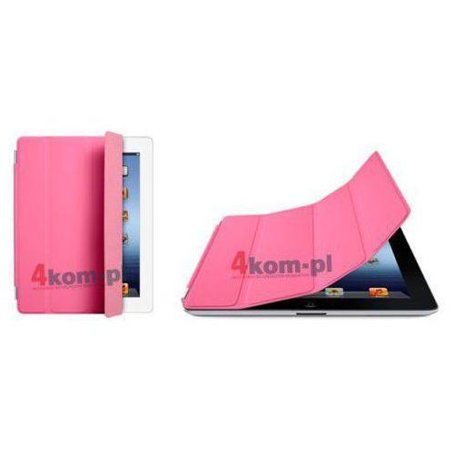 Smart Cover etui/stojak do iPad 2 3 4 - Różowy - produkt z kategorii- Pokrowce i etui na tablety