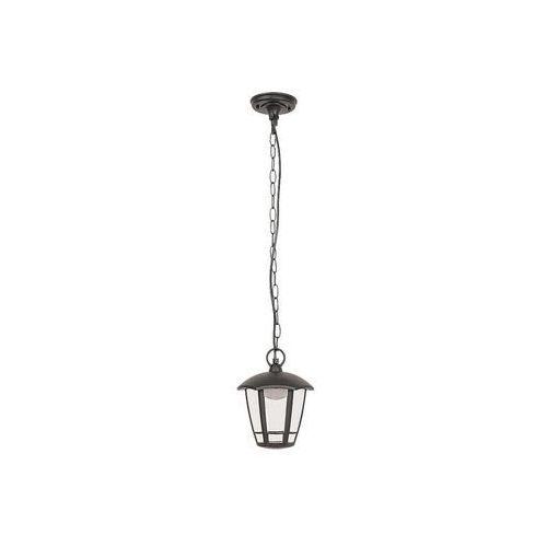 Lampa wisząca Rabalux Sorrento 8128 zewnętrzna 1x8W LED IP44 czarna, 8128