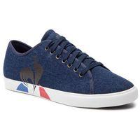 Sneakersy - verdon bold denim 1910278 dress blue/optical white, Le coq sportif, 40-45