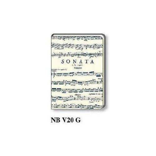 Notatnik ozdobny A6 96 kartek (8018646012891)