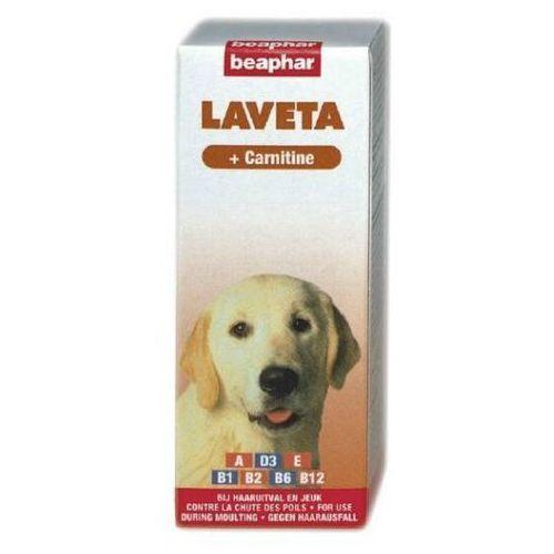 BEAPHAR Laveta Dog & Cat preparat uniwersalny dla zdrowej sierści z kategorii Witaminy dla psów