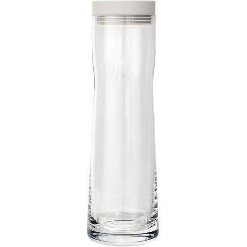 Karafka na wodę 1 litr splash jasnoszara zatyczka (b63780) marki Blomus