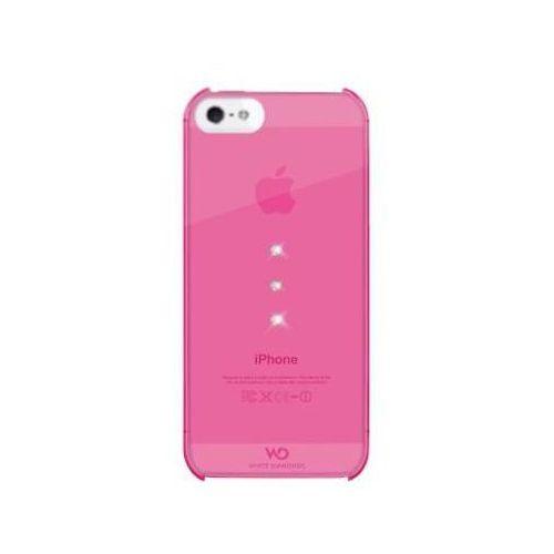 White diamonds Pokrowiec  iphone5 trinity różowy (4260237632214)