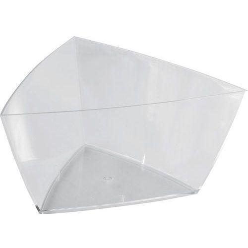 Miska trójkąt 0,48 l, jednorazowa | , 161213 marki Tomgast