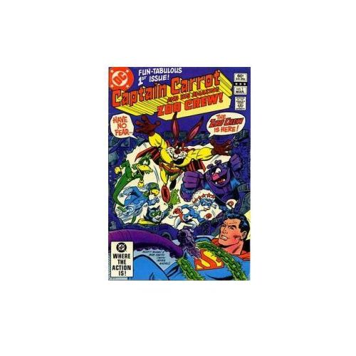 Showcase Presents: Captain Carrot and His Amazing Zoo Crew T