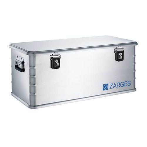 Aluminiowy pojemnik combi, midi, poj. 81 l, zewn. dł. x szer. x wys. 800x400x330