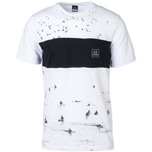 koszulka RIP CURL - Busy Surf Day Tee Optical White (3262) rozmiar: 2XL