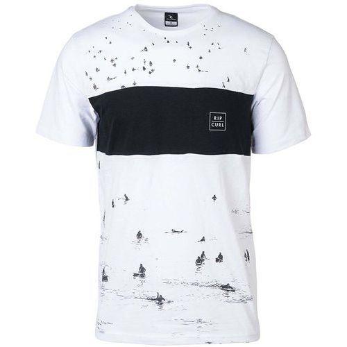 koszulka RIP CURL - Busy Surf Day Tee Optical White (3262) rozmiar: XL, 1 rozmiar