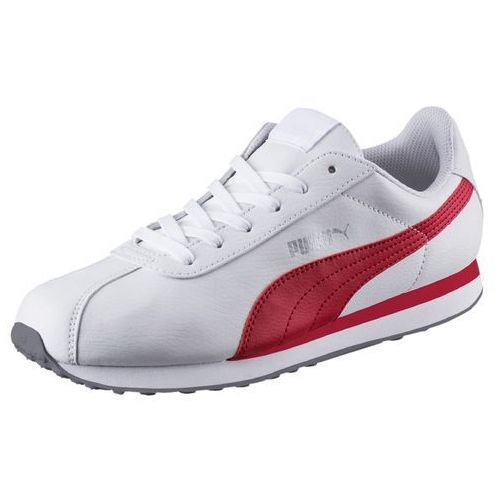 Buty Puma Białe Turin Barbados 36011615, kolor biały