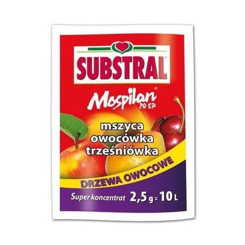 Mospilan 20 SP na mszyce, owocówki, trześniówki Substral : Pojemność - 2,5 g