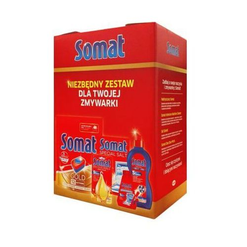 Somat Zestaw środków do zmywarek (9000101371451)