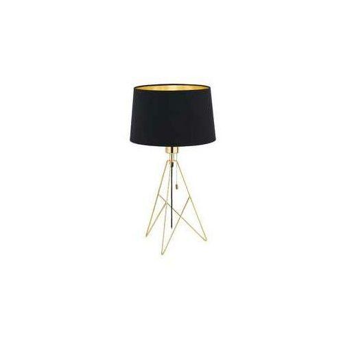 39179 - lampa stołowa camporale 1xe27/60w/230v marki Eglo