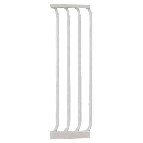 Rozszerzenie bramki zabezpieczającej  pcr172w 27/75 cm biały marki Dreambaby