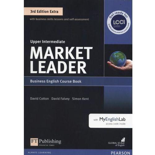 Market Leader 3Ed Extra Upper-Intermediate. Podręcznik + DVD-ROM + MyEnglishLab