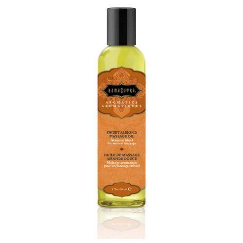 Aromatyczny olejek do masażu - kama sutra aromatic massage oil migdały marki Kamasutra