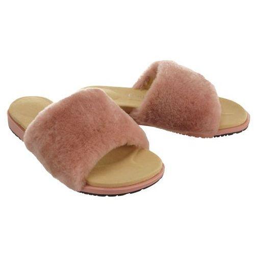 w11801 robe dusty pink, klapki damskie, Emu australia