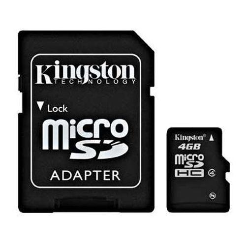 Kingston  microsdhc 4gb