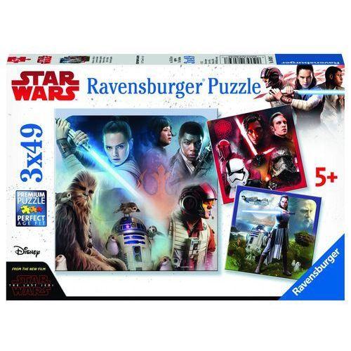 Ravensburger Disney Star Wars Episode VII 3x49 elementów (4005556080397)