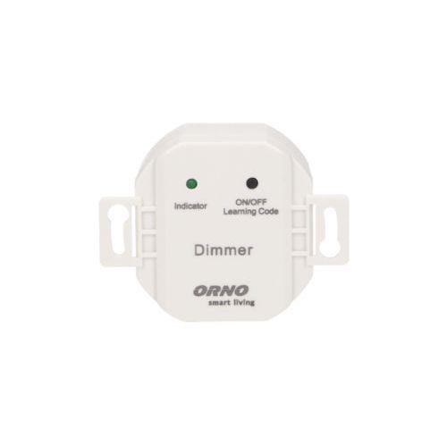 Włącznik podtynkowy (dopuszkowy) z funkcją ściemniania sterowany bezprzewodowo smart living marki Orno