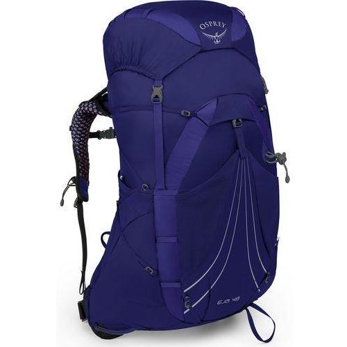 b2d4e669495a3 eja 48 plecak kobiety niebieski m 2019 plecaki turystyczne marki Osprey