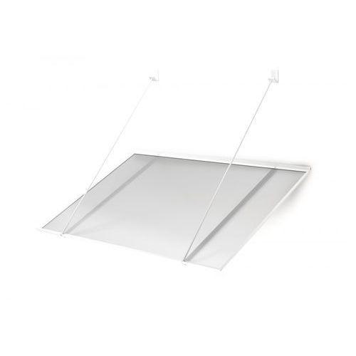ARCTOM Daszek SP1, Kolor: Biały, Rozmiar: 120x70x23,5 cm, Materiał: Płyta bezbarwna