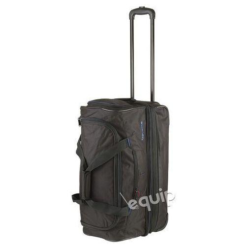 Travelite Torba podróżna basics doubledecker s - czarny (4027002056701)