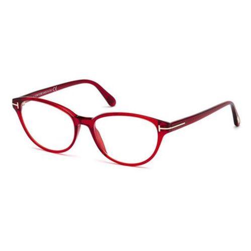 Tom ford Okulary korekcyjne ft5422 066