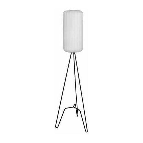 Maxlight tripod f0054 lampa stojąca podłogowa 1x40w e27 czarna/biała (5903351006927)