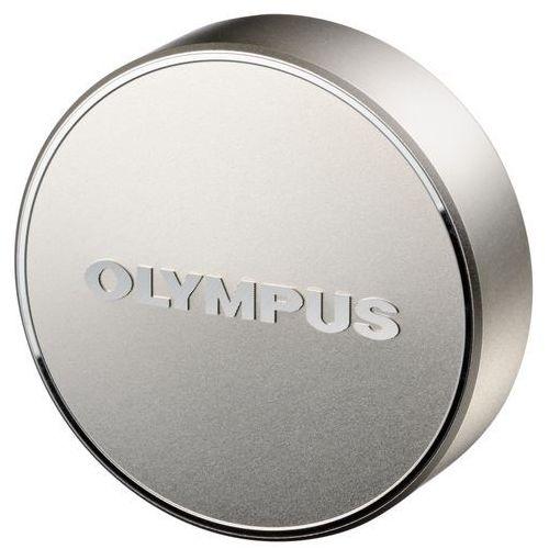 Olympus LC-61 metalowa pokrywka na obiektyw M.Zuiko 75/1.8 srebrna (4545350041519)