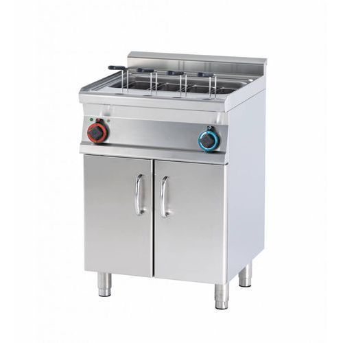 Rm gastro Urządzenie do gotowania makaronu elektryczne | 40l | 13500w | 600x600x(h)900mm