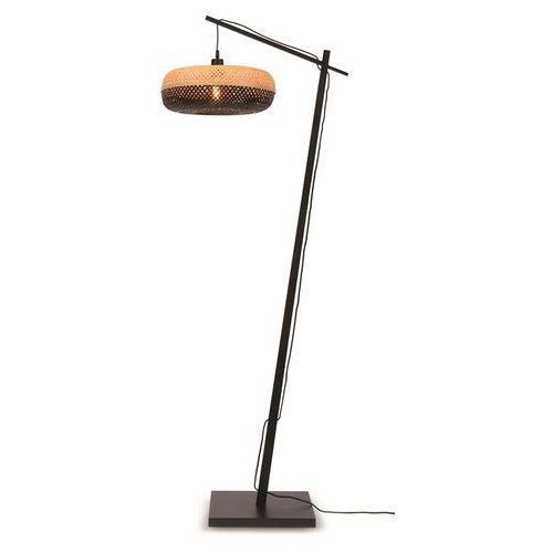 lampa podłogowa czarna palawan 40x15 czarny palawan/f/ad/b/4015/bn marki Good&mojo