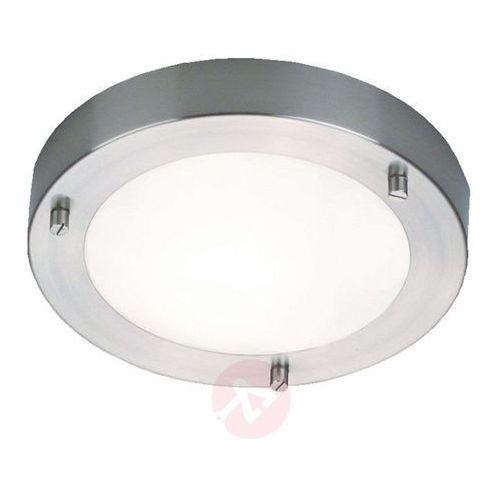 Ancona LED lampa sufitowa szczotkowana stal