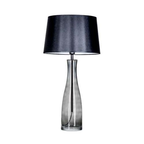 lampa stołowa AMSTERDAM ANTHRACIT z czarnym/białym kloszem, 4 CONCEPTS L211174247