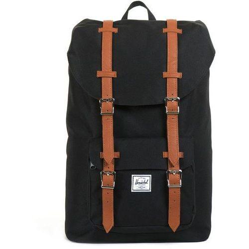 Herschel Little America Mid-Volume Plecak czarny 2018 Plecaki szkolne i turystyczne, kolor czarny