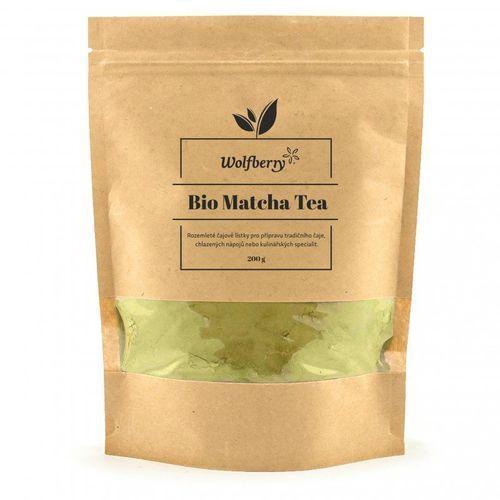 Wolfberry BIO Matcha herbata 100 g