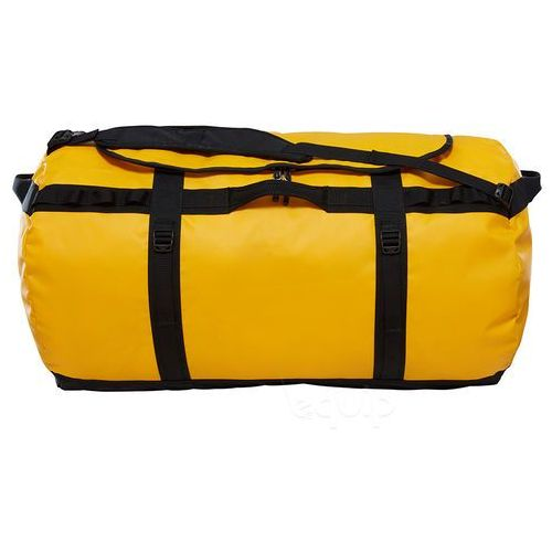 The north face Torba podróżna base camp duffel xxl ne - summit gold / tnf black