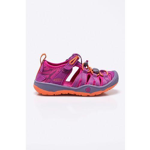 - sandały dziecięce moxie sandal marki Keen