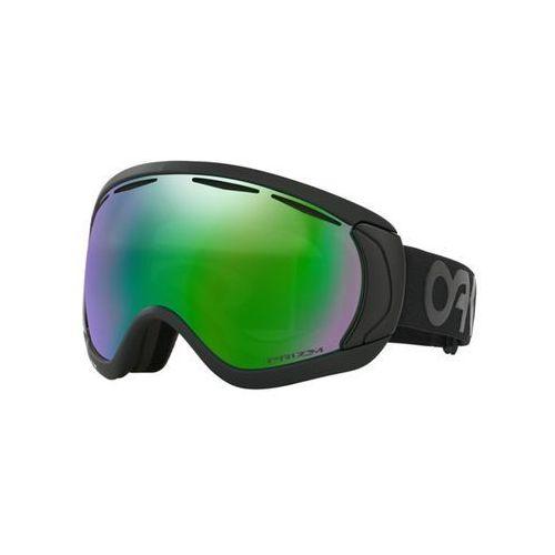 gogle snowboardowe OAKLEY - Canopy Fact.Pilot Blackout W/Prizm Jade (68) rozmiar: OS