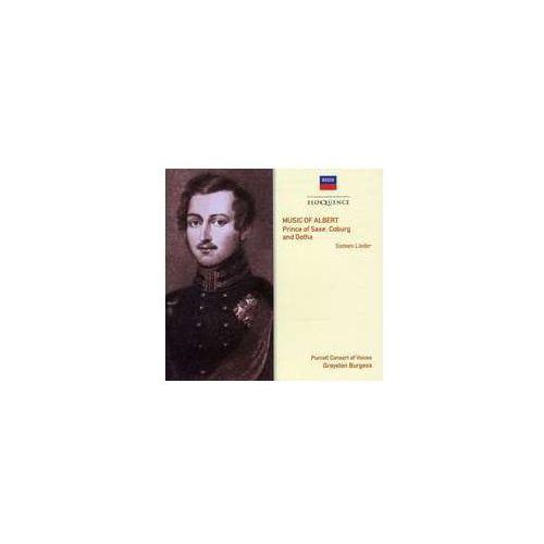 Music Of Albert: Prince Of Saxe Coburg & Gotha