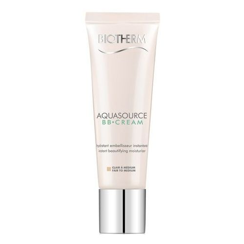 aquasource bb cream 30ml w krem do twarzy bb fair to medium marki Biotherm