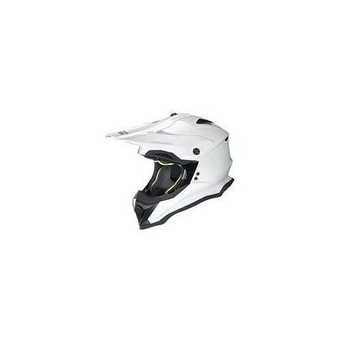 Kask crossowy Nolan N53 Smart Biały