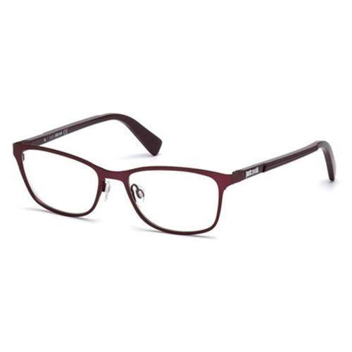 Just cavalli Okulary korekcyjne  jc 0764 083