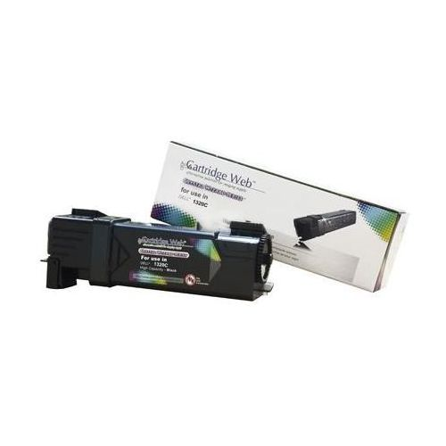 Cartridge web Toner cw-d1320bn black do drukarek dell (zamiennik dell 593-10258 / dt615) [2k]