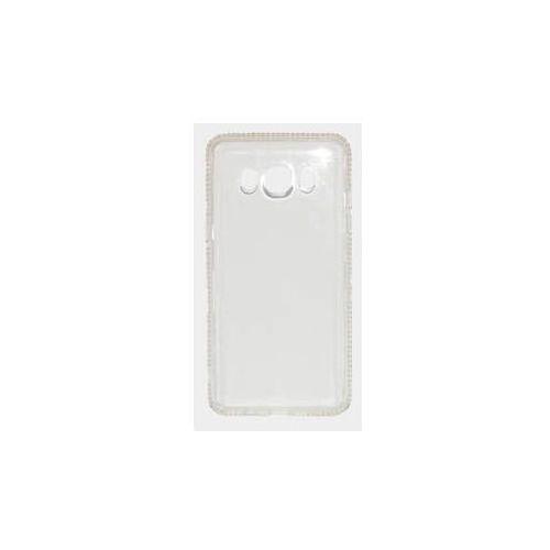 Obudowa dla telefonów komórkowych Beeyo Diamond Frame pro Samsung Galaxy J5 (2016) (BEASAGAJ52016TPUFRWH) Biały
