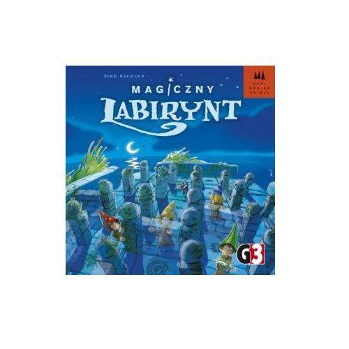 Magiczny labirynt. gra planszowa marki G3